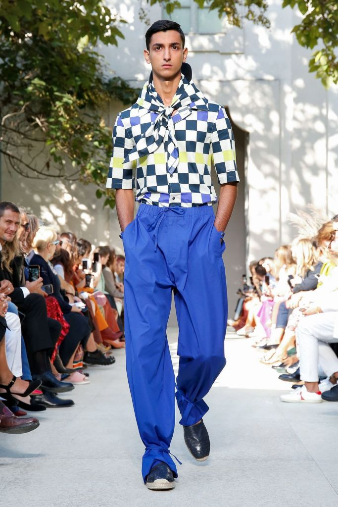 Salvatore Ferragamo Ready To Wear Spring Summer 2020 Milan