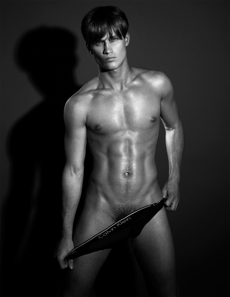 Reise Dozier for PnVFashionablymale Magazine Issue 03