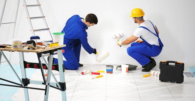Should you hire house painters?