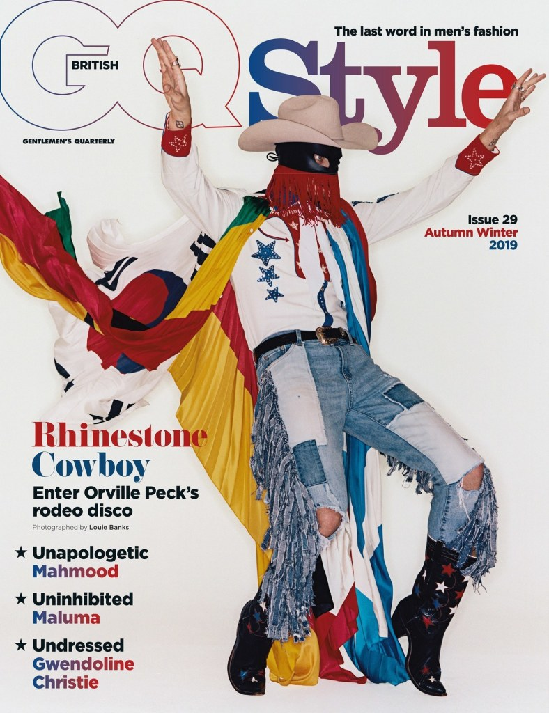Orville Peck for British GQ Style