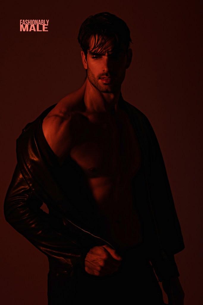 Alberto Garcia by Joan Crisol for Fashionably Male