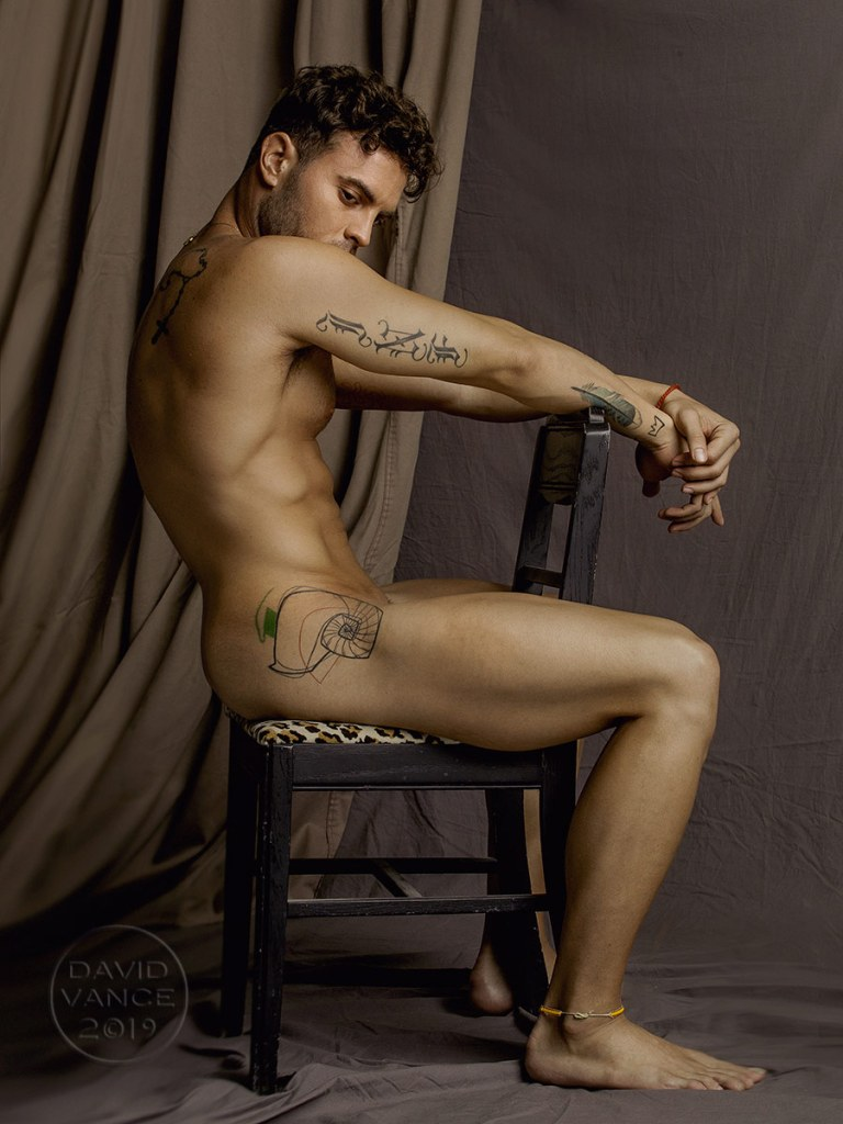 Andrew Corvin by David Vance for PnV Network