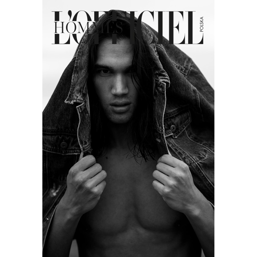Chand Smith for L'Officiel Hommes Poland