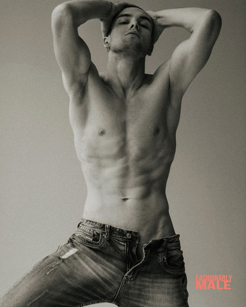 Ruslan Soloviev by Serge for #NothingButJeans