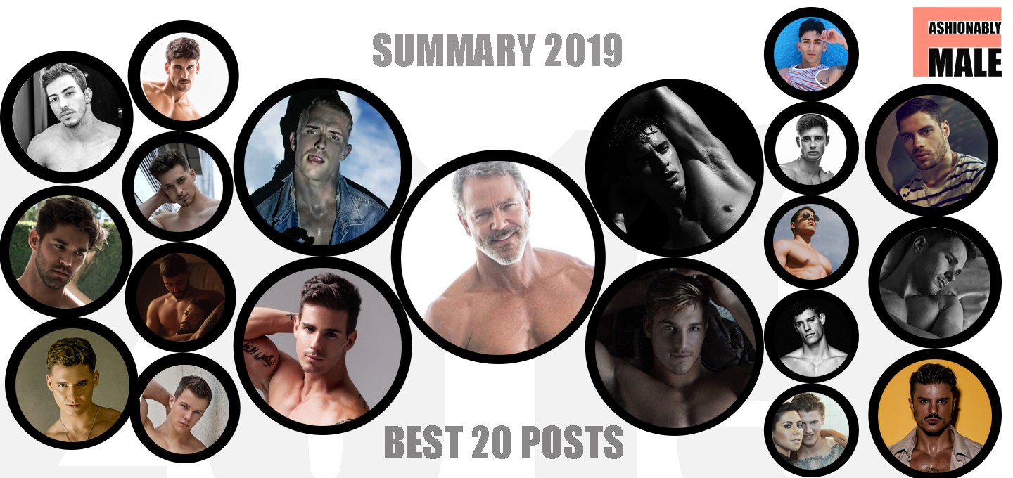 Best 20 Posts of 2019 by Fashionably Male