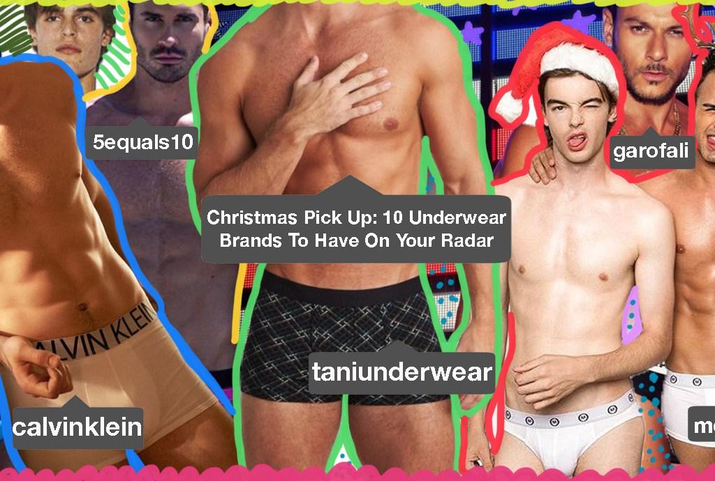 Best Underwear in 2019 by Fashionably Male