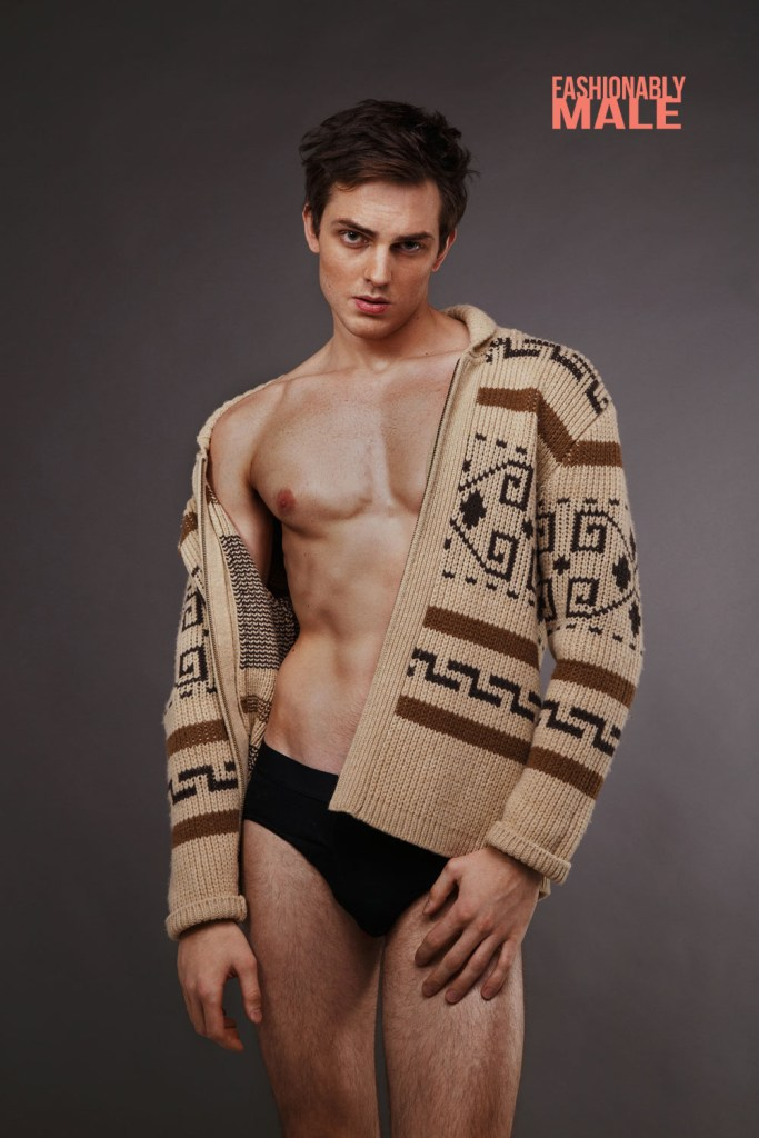 Viktor Letyagin by Victor Lluncor for Fashionably Male