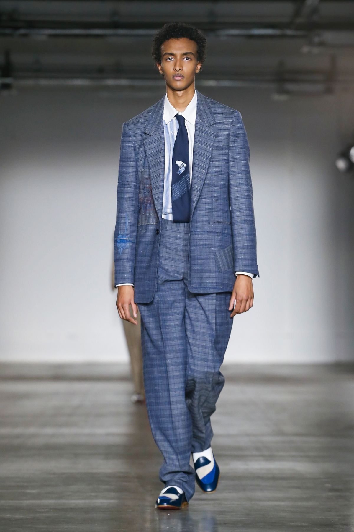 E. Tautz Menswear Fall/Winter 20 London   Fashionably Male