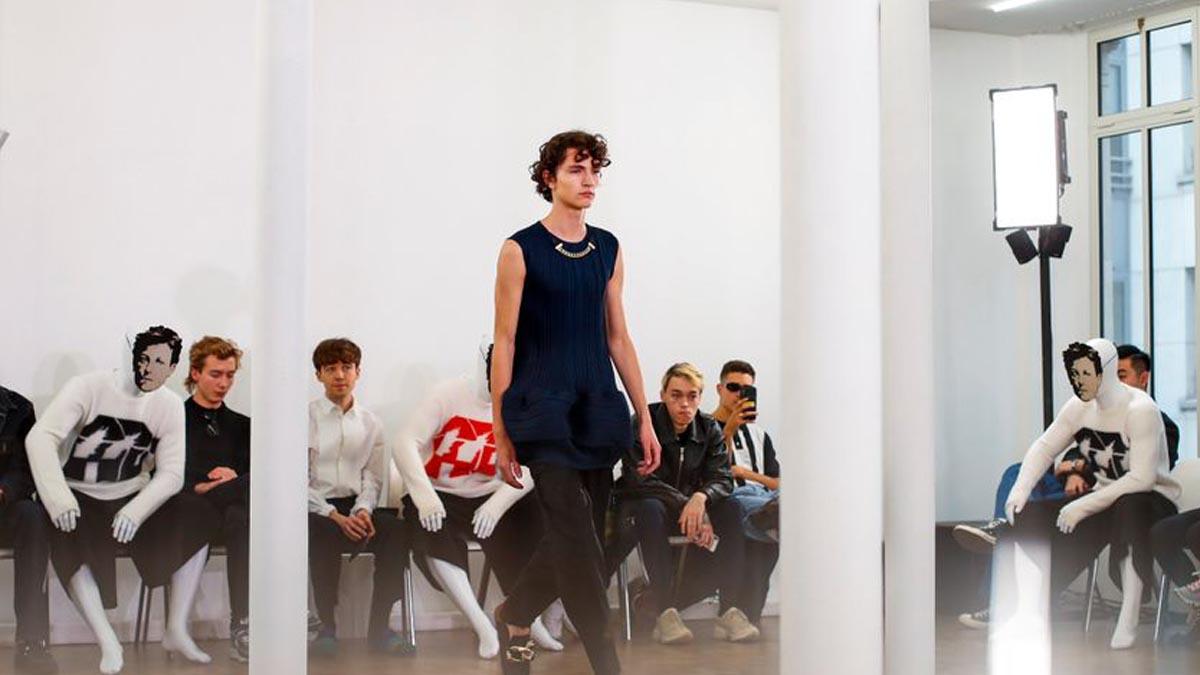 J.W. Anderson Menswear Fall Winter 2020 Paris cover