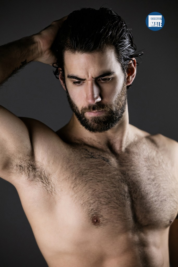 Josué Ullate by Joan Crisol for Fashionably Male