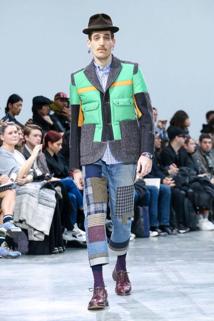 Junya Watanabe Man Menswear Fall Winter 2020