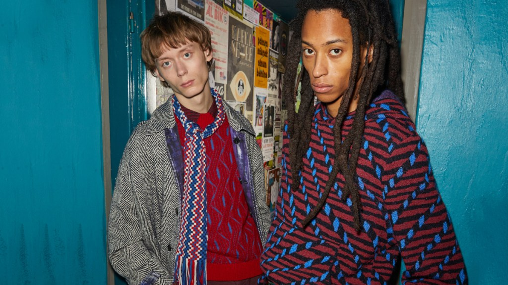 Missoni Menswear Fall Winter 2020 Milan cover