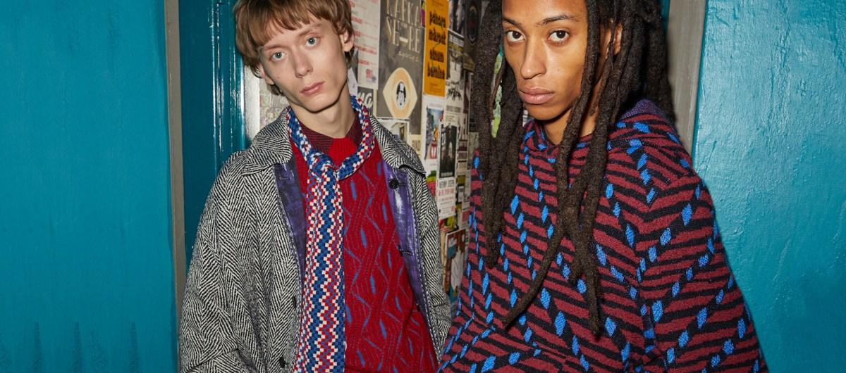 Missoni Menswear Fall Winter 2020 Milan cover