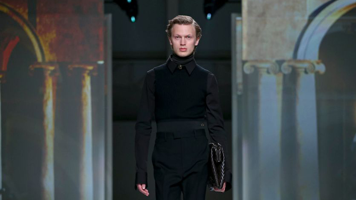 Bottega Veneta Ready To Wear Fall Winter 2020 Milan cover