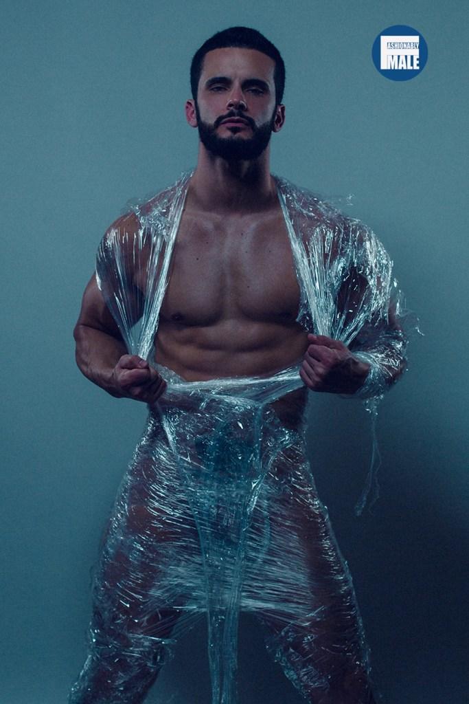 Adrian by Adrián C. Martín for Fashionably Male