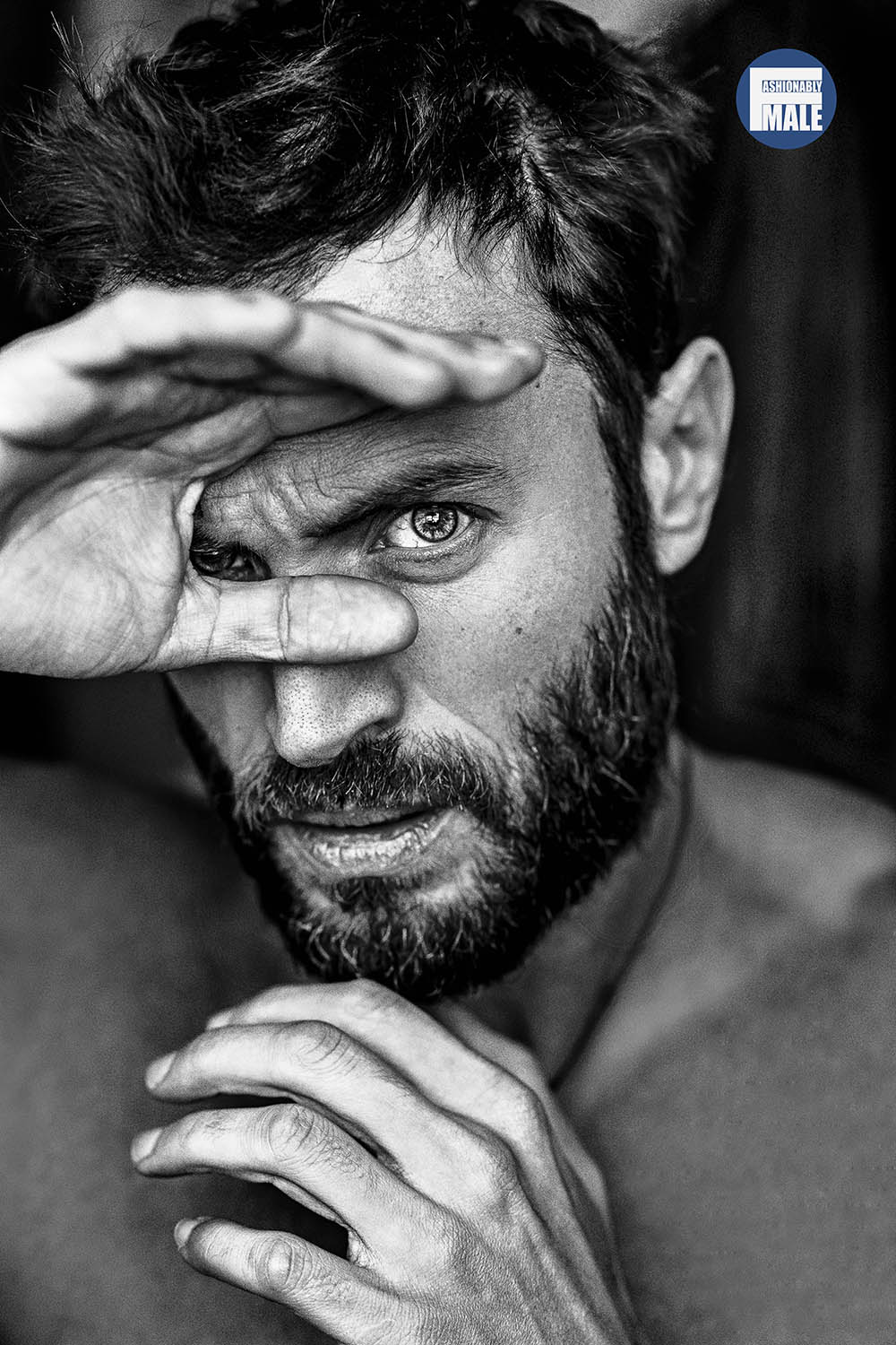 Luca Ribezzo Photography for Fashionably Male Exclusive Interview