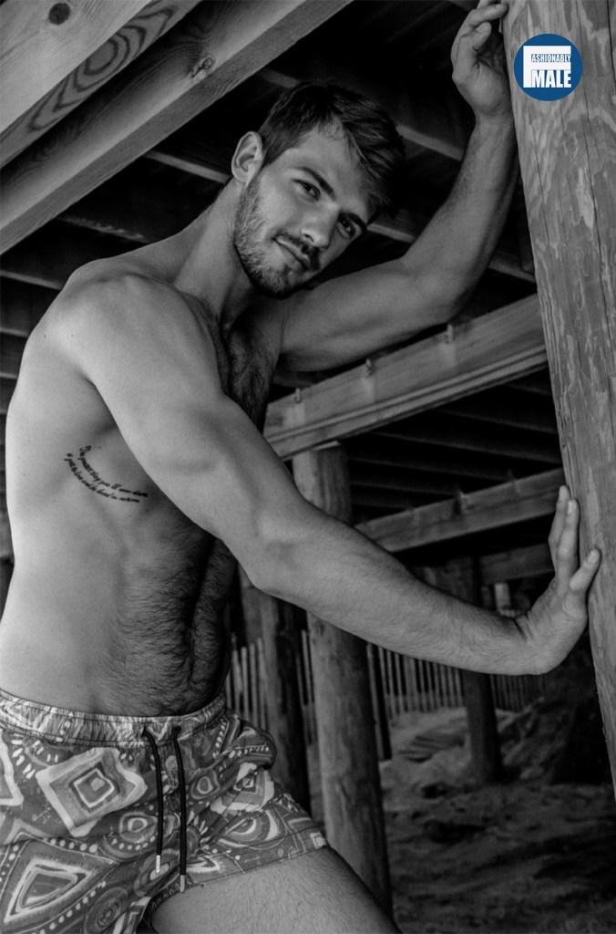 Tom Zalac in Fire Island – Shots by Misha Bandaletov