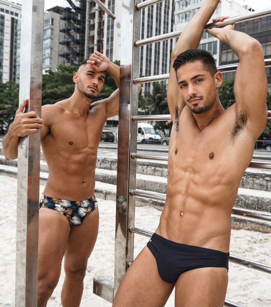 Alan Moura by Michael Wapo for Wapo Wear