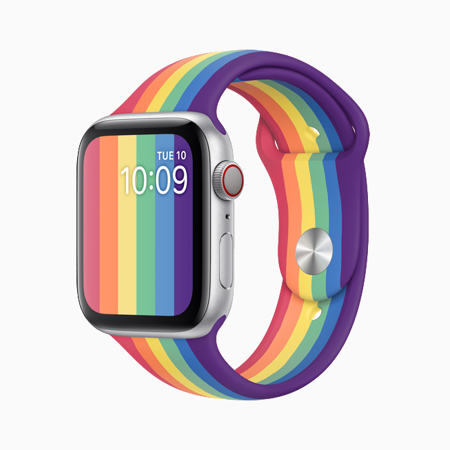 Apple Watch S5 Pride Band 2020 Edition