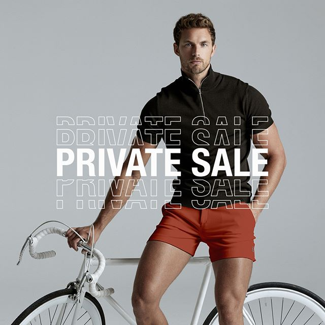 Christian Hogue for Ron Dorff New Biarritz Collection