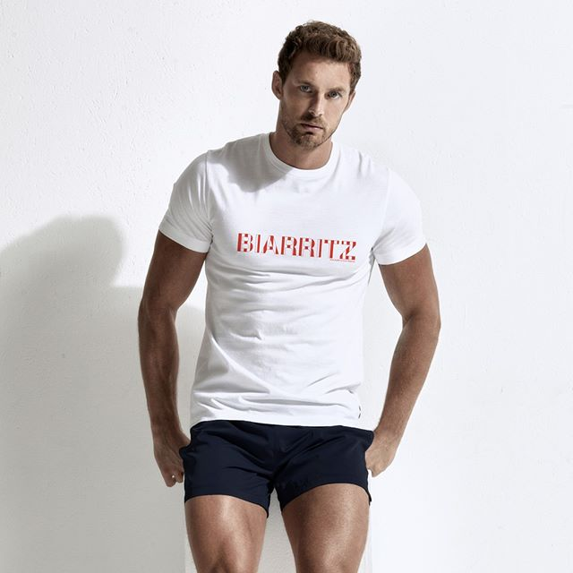 Christian Hogue for Ron Dorff Sleepwear