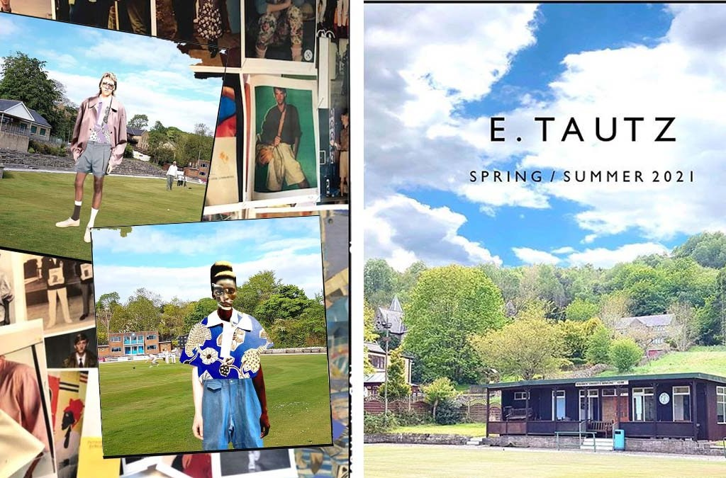 E. Tautz Spring Summer 2021 London
