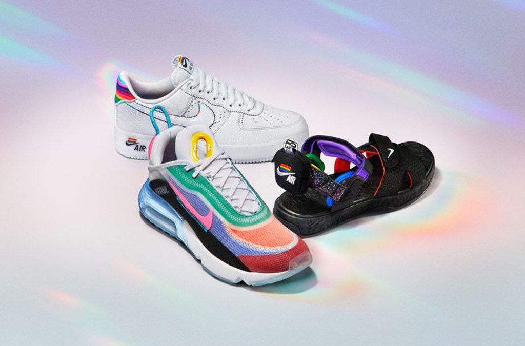 Nike BeTrue Pride Collection 2020 cover