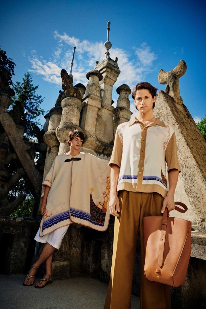 Lanvin Menswear Spring 2021 Paris