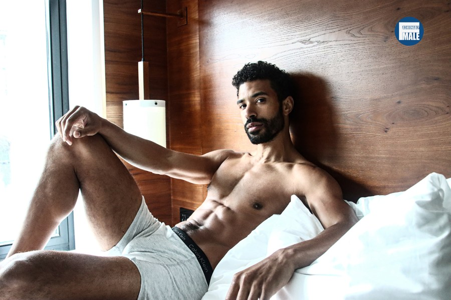 Shawn S. by Seth London for Fashionably Male