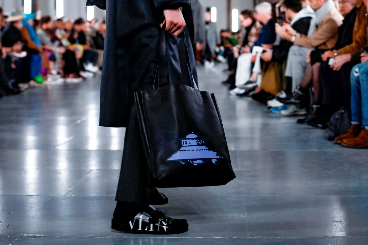 Valentino Birkenstock Fall Winter 2019