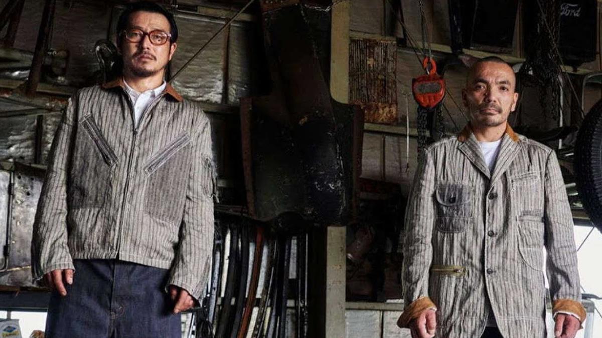 Junya Watanabe Man Spring 2021 cover