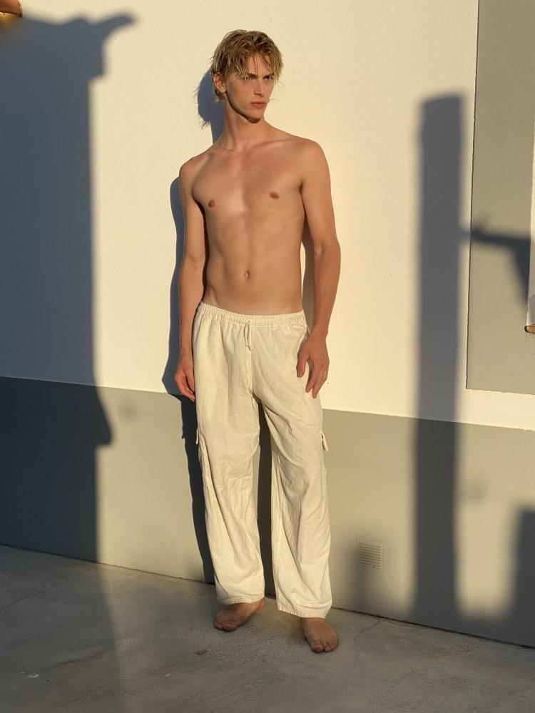 Polish Top Model Dominik Sadoch