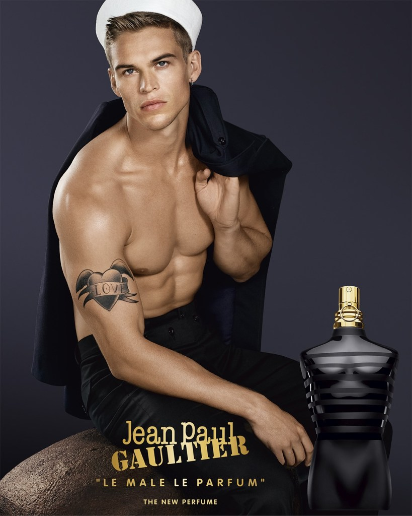 Jean Paul Gaultier: Le Male Le Parfum with Mitchell Slaggert