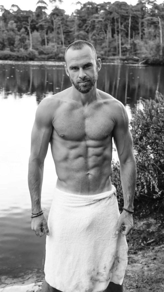 Chris Kerimi by Raftopoulos Argiris for Fashionably Male