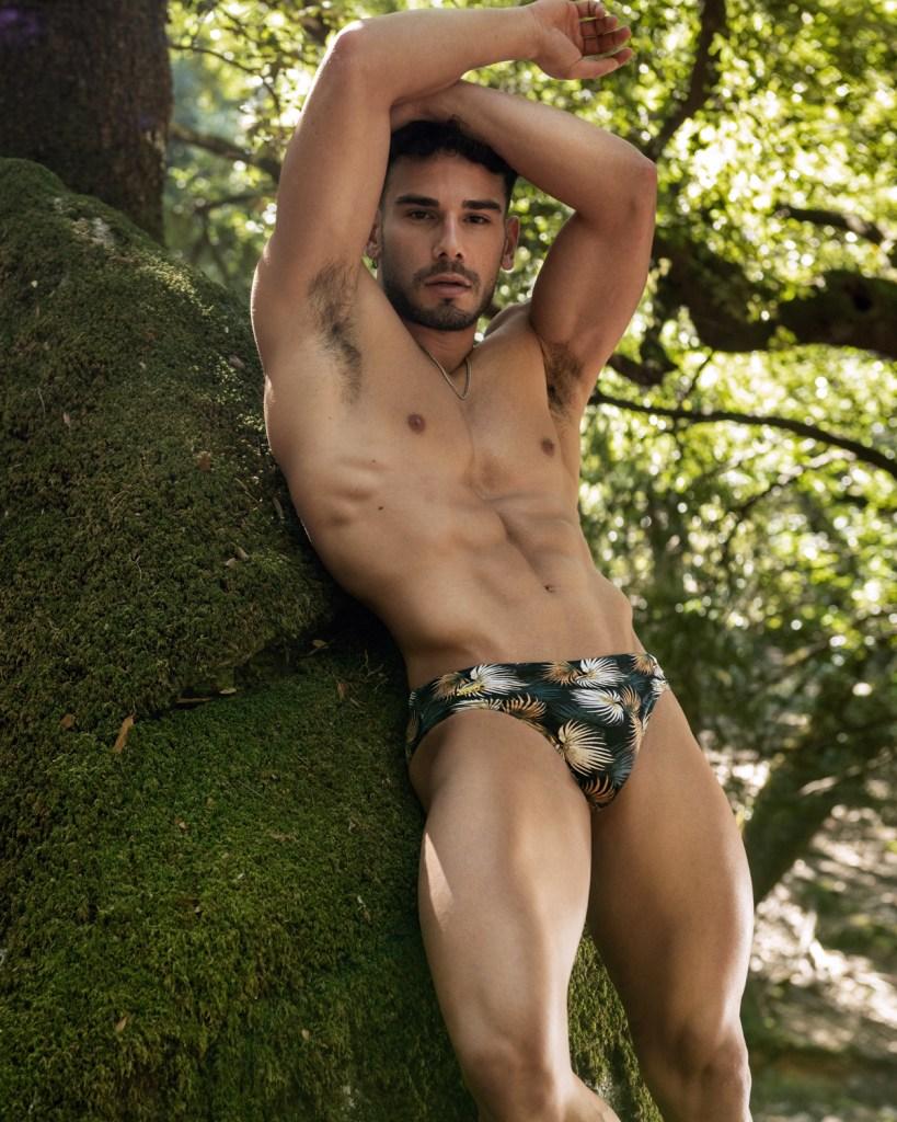 Matteo Sulas for WAPO Wear by Simone Pilia Part II