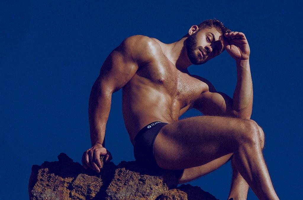 Kevin de la Cruz by Adrian C. Martin for Fashionably Male cover