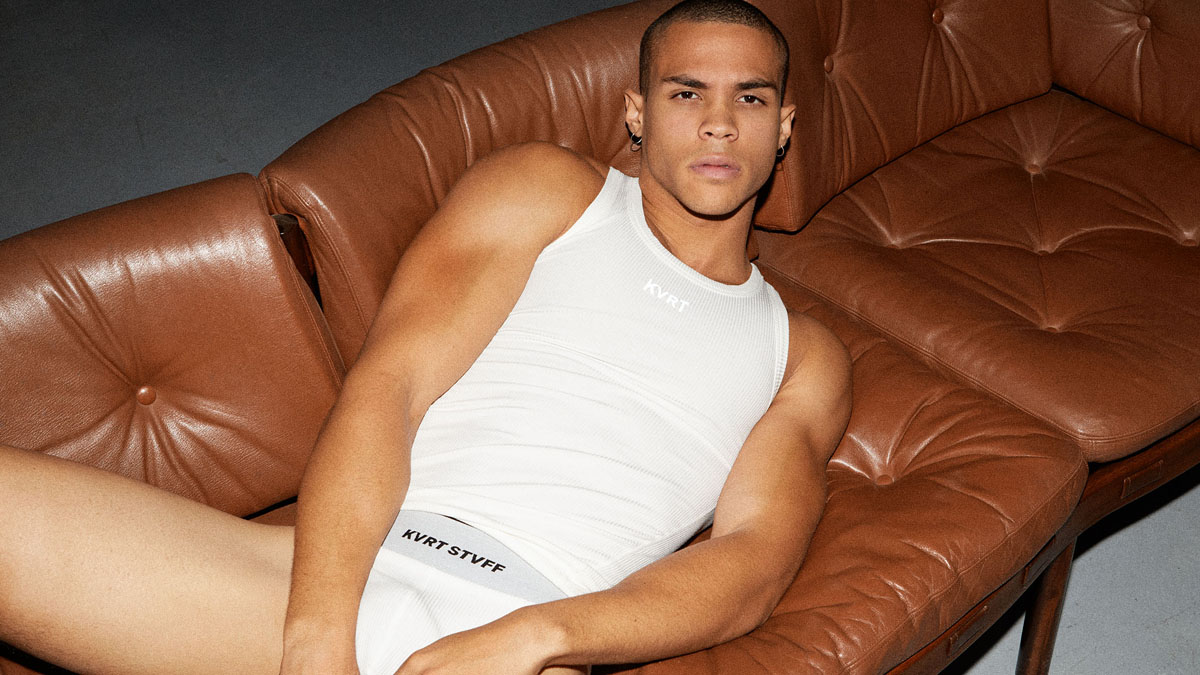 Showing Some Goods- KVRT STVFF Underwear cover
