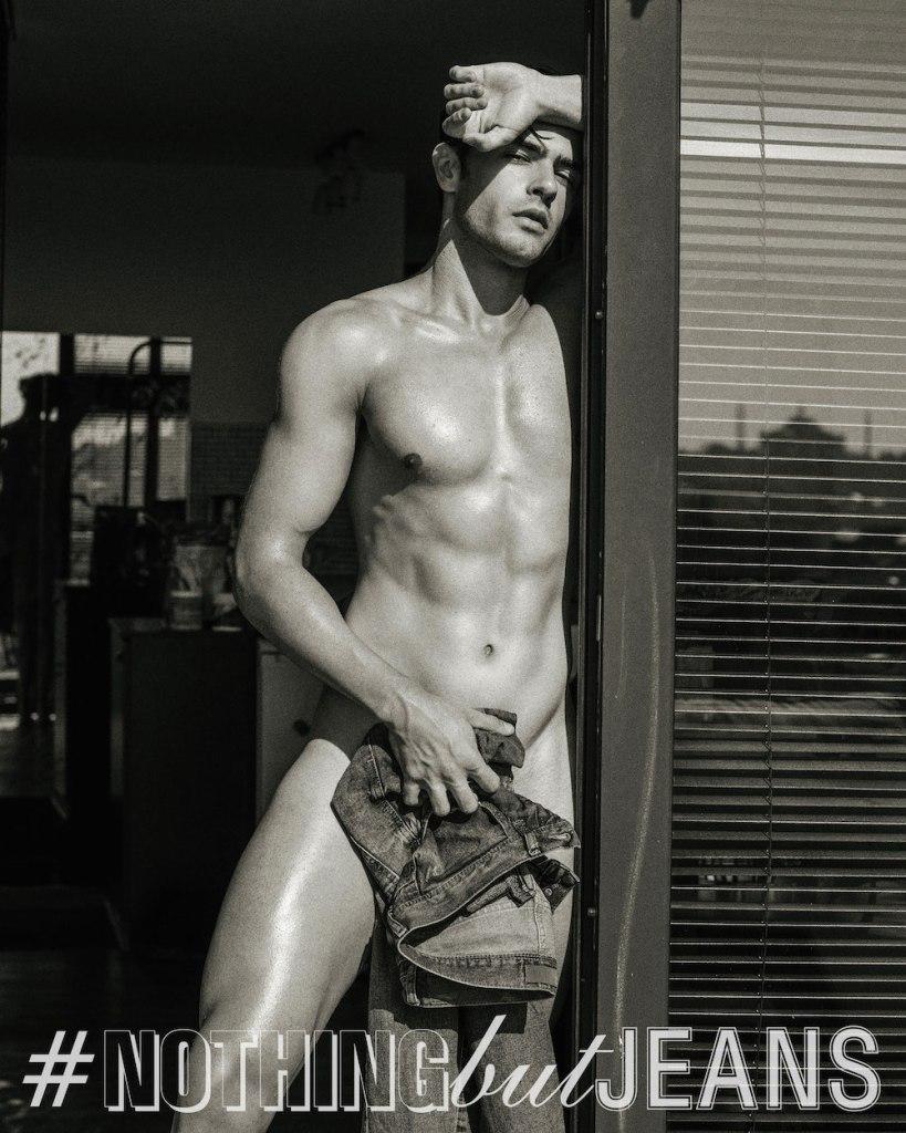 Stevan Miladinović by Serge Lee #NothingButJeans