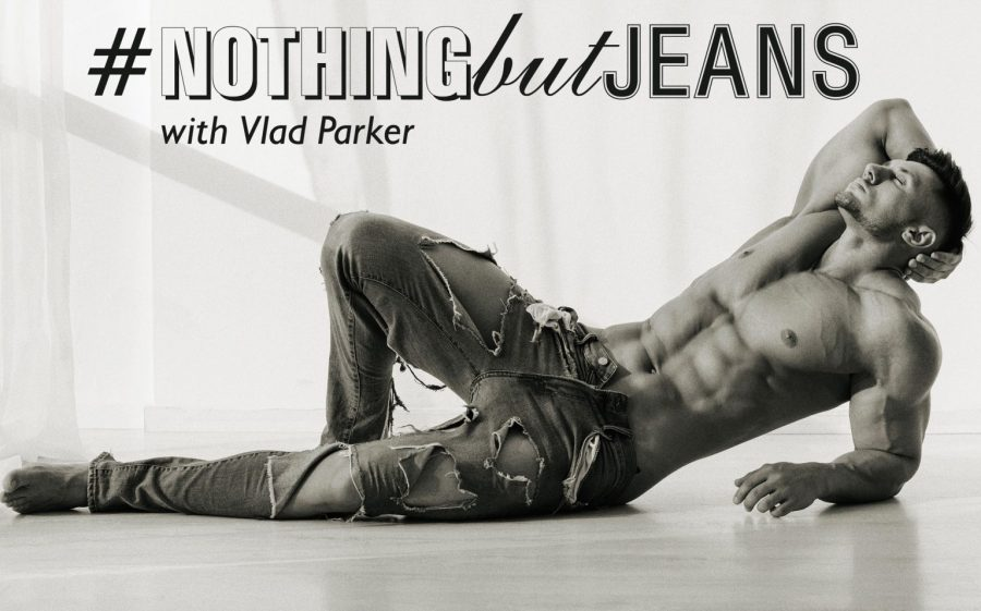 #NothingButJeans Series by Serge Lee featuring Vlad Parker