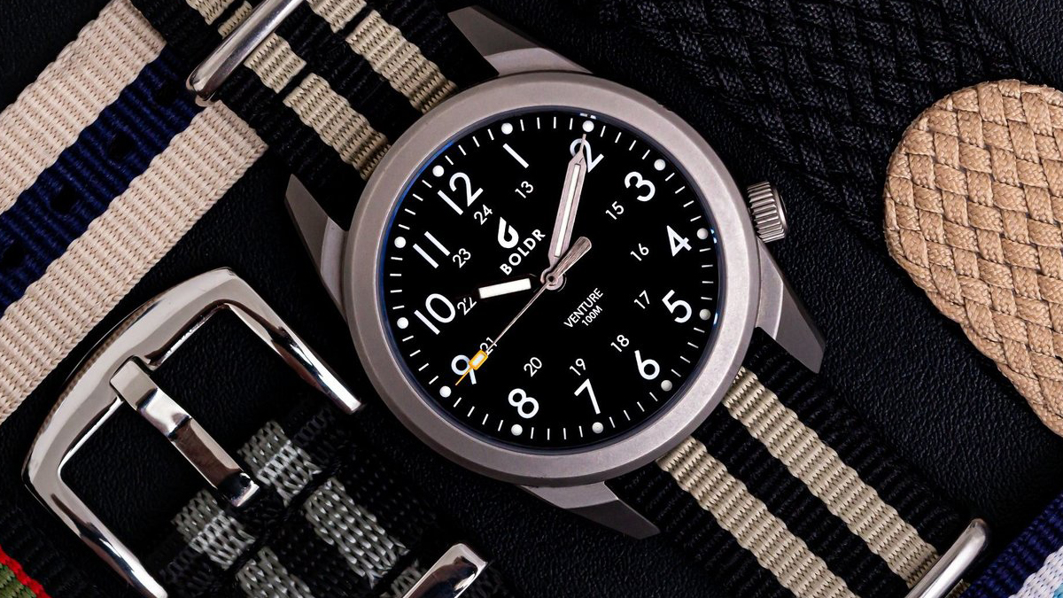 4 Types Of Watch Straps To Match Your Personal Brand - Fashionably Male