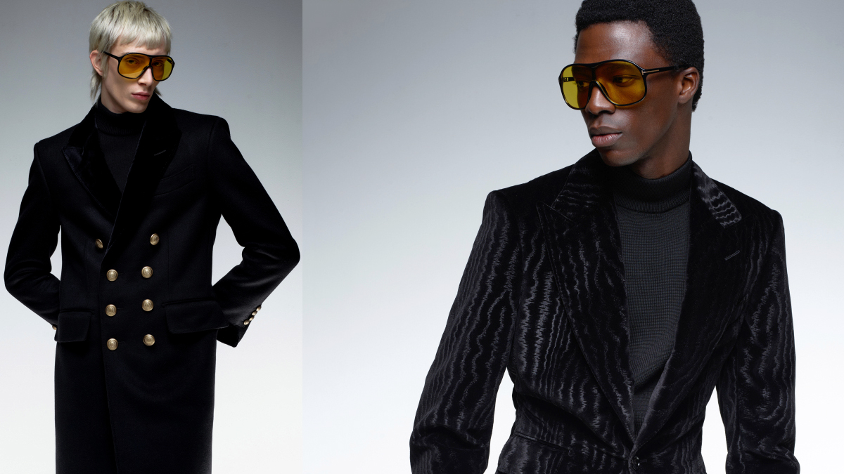 Tom Ford Mens Fall 2021 cover