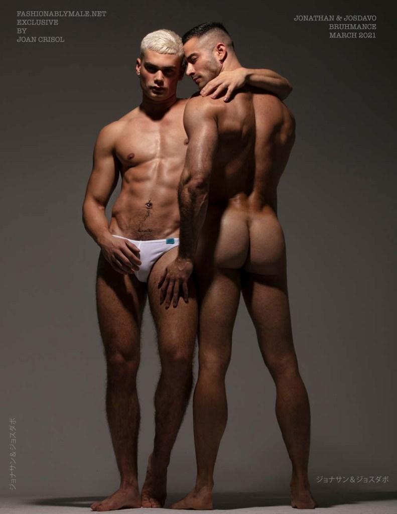 Bruhmance Ft Jonathan Guijarro & JosDavo by Joan Crisol for Fashionably Male