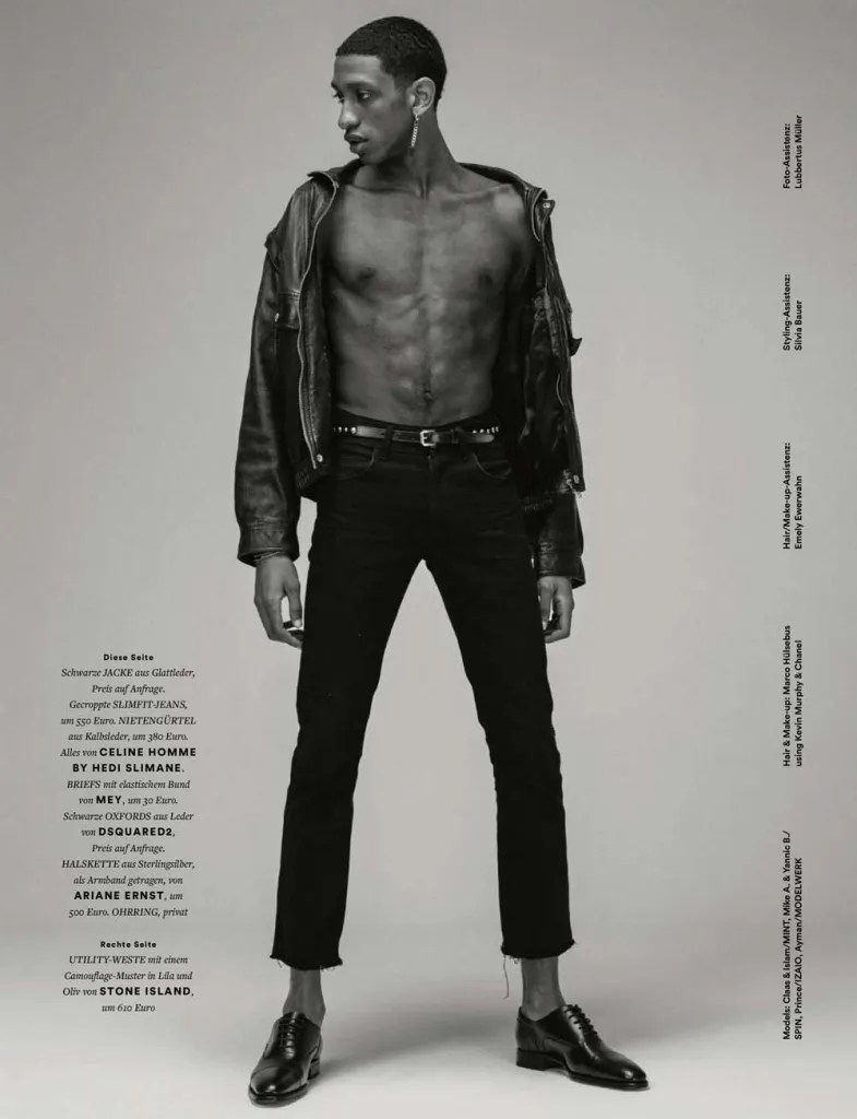 Ralph Mecke for Men's Health Best Style Germany Spring_Summer 2021 Editorial