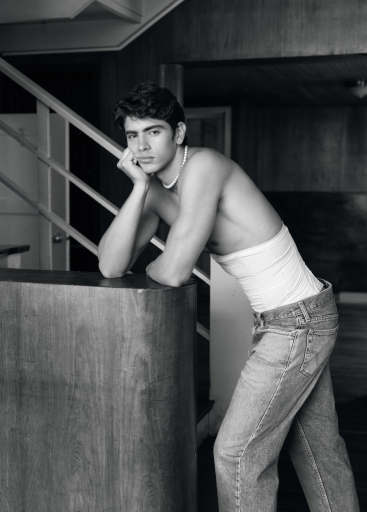 Sergio Perdomo photographed by Duvan Chaves