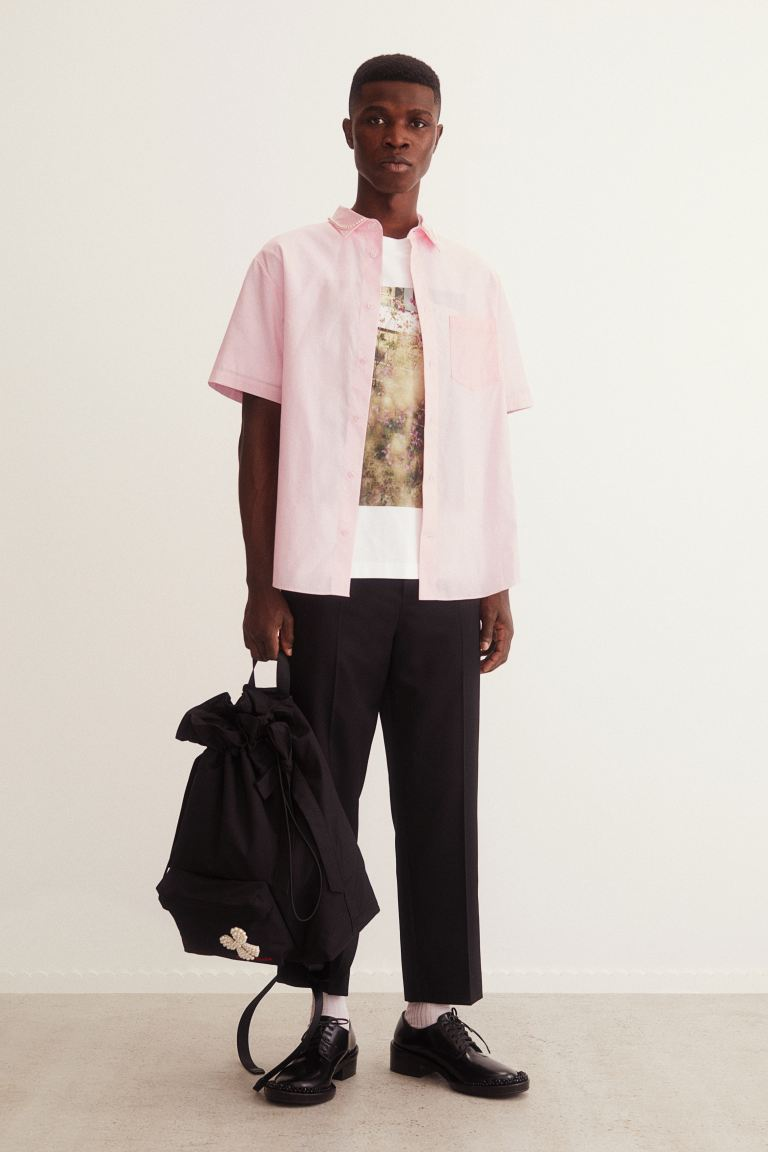 Simone Rocha x HM Menswear 2021 collection