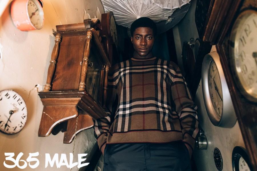 Yabi for 365 Male Magazine