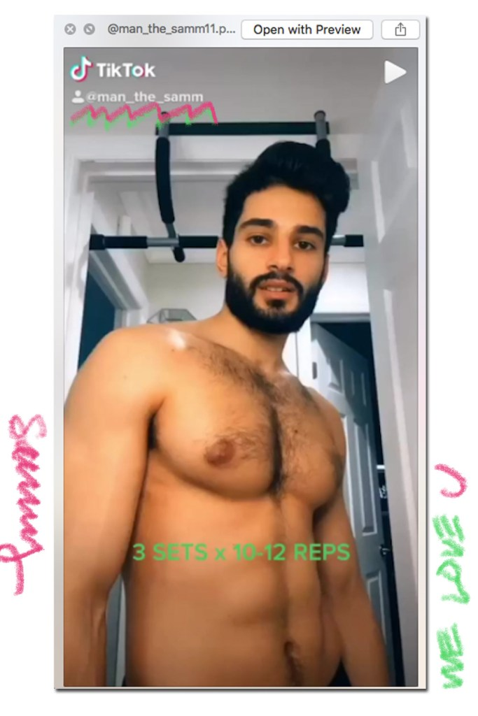 Samy Dorgham editor collage by Fashionably Male Exclusive Interview