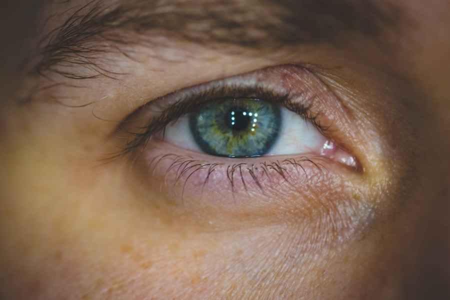 human eye Photo by Valeria Boltneva on Pexels.com