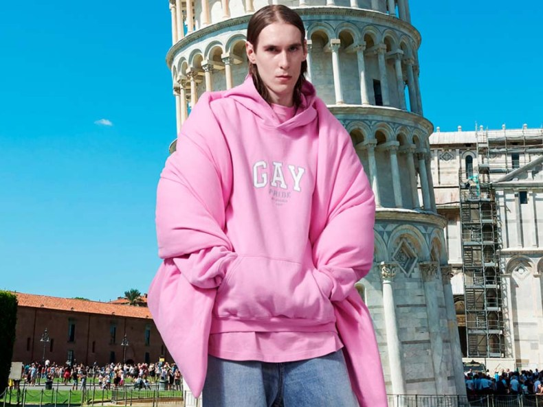 Balenciaga 2021 Pre Fall Paris cover