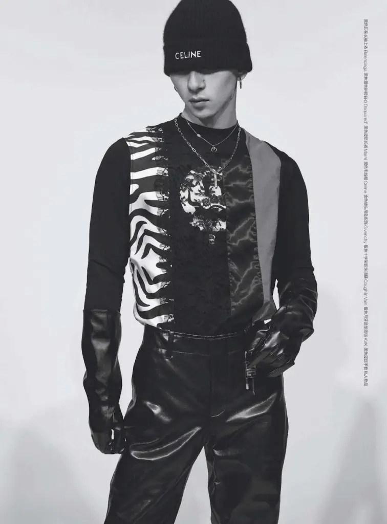 Photographer: Xiaogang Stylist: Runhao Li Hair: Peng Wang Makeup: Peter Qian Cast: Hang Su & Jin Peng